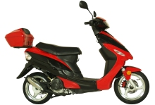 Benda scoot 30 km/t   5.995,- kr